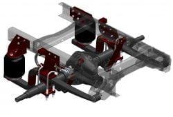 ServiceMaster Suspension - RD975D13