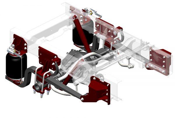 ServiceMaster Suspension – RD975CLP