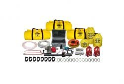 COMPLETE SKEDCO/SKYHOOK WMD/Haz-Mat patient evacuation system