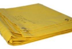 10 OZ. Yellow Tarps