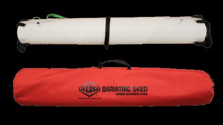 Bariatric Sked® Stretcher 3